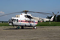 Helicopter-DataBase Photo ID:12947 Mi-8MTV-1 FGUAP MChS ROSSII RF-32831 cn:97250
