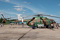 Helicopter-DataBase Photo ID:15527 Mi-8MTV-2 Troops of the National Guard of the Russian Federation RF-34220 cn:95327