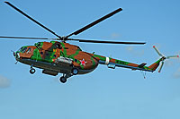 Helicopter-DataBase Photo ID:16161 Mi-8MTV-2 Troops of the National Guard of the Russian Federation RF-34221 cn:95369