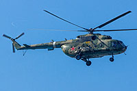 Helicopter-DataBase Photo ID:15461 Mi-8MTV-2 Troops of the National Guard of the Russian Federation RF-34309 cn:95381