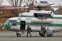 Helicopter-DataBase Photo ID:6910 Mi-8MTV-1 Federal Customs Service of Russia RF-38368 cn:96063