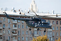 Helicopter-DataBase Photo ID:17978 Mi-8AMT-1 Russian Air Force RF-39101 cn:8AMT01643115703U