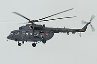 Helicopter-DataBase Photo ID:10775 Mi-8AMTSh-1 Russian Air Force RF-39201 cn:8AMTS00643125708U