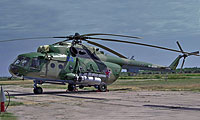 Helicopter-DataBase Photo ID:11564 Mi-8MT Russian Air Force RF-90295 cn:93279