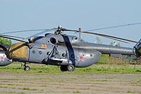 Helicopter-DataBase Photo ID:9221 Mi-8MT Russian Air Force RF-90297 cn:94839