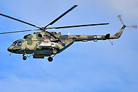 Helicopter-DataBase Photo ID:15436 Mi-8MTV-5 Russian Air Force RF-90351