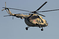 Helicopter-DataBase Photo ID:13577 Mi-8MT Russian Air Force RF-90364 cn:94374