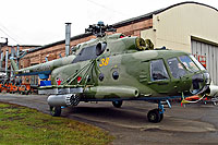 Helicopter-DataBase Photo ID:9655 Mi-8MT Russian Air Force RF-90380 cn:94371
