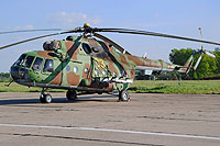 Helicopter-DataBase Photo ID:9225 Mi-8MTV-2 Russian Strategic Missile Forces RF-90381 cn:93809