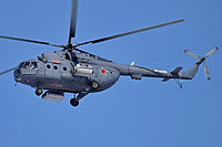 Helicopter-DataBase Photo ID:14363 Mi-8MT Russian Air Force RF-90408 cn:94908