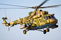 Helicopter-DataBase Photo ID:15984 Mi-8AMTSh Russian Air Force RF-90666