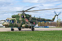 Helicopter-DataBase Photo ID:17933 Mi-8MTV-5-1 Russian Air Force RF-90671 cn:97301