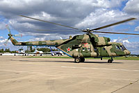Helicopter-DataBase Photo ID:12813 Mi-8MTV-5-1 Russian Air Force RF-90673 cn:97303