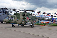 Helicopter-DataBase Photo ID:13678 Mi-8MTV-5-1 Russian Air Force RF-90673 cn:97303