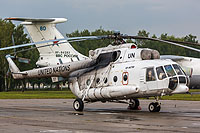 Helicopter-DataBase Photo ID:15863 Mi-8MT Russian Air Force RF-90790 cn:94845