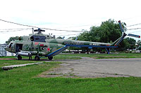Helicopter-DataBase Photo ID:12801 Mi-8MTV-5 Russian Air Force RF-90813 cn:96653