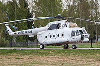 Helicopter-DataBase Photo ID:16049 Mi-8MTV-1 Russian Air Force RF-90832