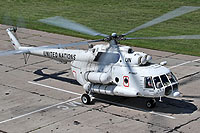 Helicopter-DataBase Photo ID:17072 Mi-8MT United Nations RF-90837