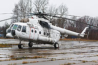 Helicopter-DataBase Photo ID:9648 Mi-8MTV Russian Air Force RF-90838 cn:94867