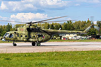 Helicopter-DataBase Photo ID:11779 Mi-8MTV-2 Russian Air Force RF-90948 cn:96133