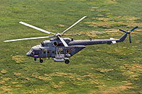 Helicopter-DataBase Photo ID:14346 Mi-8AMTSh Russian Air Force RF-91158 cn:8AMTS00643105504U