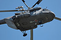 Helicopter-DataBase Photo ID:14815 Mi-8MTV-5-1 Russian Aerospace Force RF-91184 cn:97033