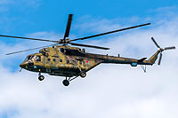 Helicopter-DataBase Photo ID:15865 Mi-8AMTSh Russian Air Force RF-91200 cn:8AMTS00643137338U
