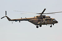 Helicopter-DataBase Photo ID:15958 Mi-8AMTSh Russian Air Force RF-91202 cn:8AMTS00643137321U