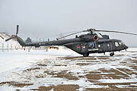 Helicopter-DataBase Photo ID:10760 Mi-8AMTSh Russian Air Force RF-91293 cn:8AMTS00643136707U