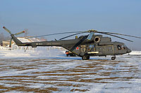 Helicopter-DataBase Photo ID:10884 Mi-8AMTSh Russian Air Force RF-91298 cn:8AMTS00643136802U