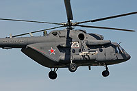 Helicopter-DataBase Photo ID:12530 Mi-8MTV-5 Russian Air Force RF-91410 cn:97135