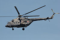 Helicopter-DataBase Photo ID:13580 Mi-8AMTSh Russian Air Force RF-91417 cn:8AMTS00643136607U