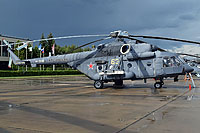 Helicopter-DataBase Photo ID:11688 Mi-8AMTSh Russian Air Force RF-91418 cn:8AMTS00643126605U