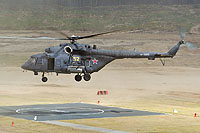 Helicopter-DataBase Photo ID:11690 Mi-8AMTSh Russian Air Force RF-91418 cn:8AMTS00643126605U