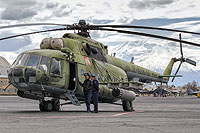 Helicopter-DataBase Photo ID:15644 Mi-8MT Russian Air Force RF-91847 cn:94538