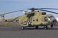 Helicopter-DataBase Photo ID:15978 Mi-8MT Russian Air Force RF-91847 cn:94538