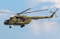 Helicopter-DataBase Photo ID:16909 Mi-8MT Russian Air Force RF-91873 cn:95066