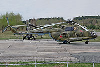 Helicopter-DataBase Photo ID:17427 Mi-8MT Russian Air Force RF-91873 cn:95066