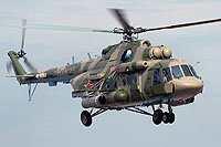 Helicopter-DataBase Photo ID:11365 Mi-8MTV-5-1 Russian Air Force RF-92062 cn:96856