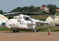 Helicopter-DataBase Photo ID:6249 Mi-8MT United Nations RF-92065 cn:94323