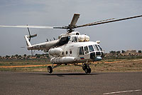 Helicopter-DataBase Photo ID:9364 Mi-8MT United Nations RF-92065 cn:94323