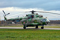 Helicopter-DataBase Photo ID:7124 Mi-8MT Russian Air Force RF-92488 cn:94383