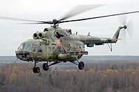 Helicopter-DataBase Photo ID:8736 Mi-8MT Russian Air Force RF-92492 cn:94634