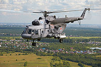 Helicopter-DataBase Photo ID:15870 Mi-8MTV-5 Russian Navy RF-92494