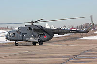 Helicopter-DataBase Photo ID:11551 Mi-8MTV-1 Russian Air Force RF-92538 cn:95067