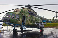 Helicopter-DataBase Photo ID:10662 Mi-8MT Russian Air Force RF-92563 cn:94647
