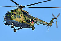 Helicopter-DataBase Photo ID:14037 Mi-8MT Russian Air Force RF-92563 cn:94647
