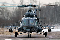 Helicopter-DataBase Photo ID:10124 Mi-8MT Russian Air Force RF-92565