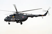 Helicopter-DataBase Photo ID:10123 Mi-8MT Russian Air Force RF-92565