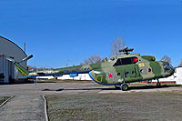 Helicopter-DataBase Photo ID:9034 Mi-8MT Russian Air Force RF-92583 cn:94613